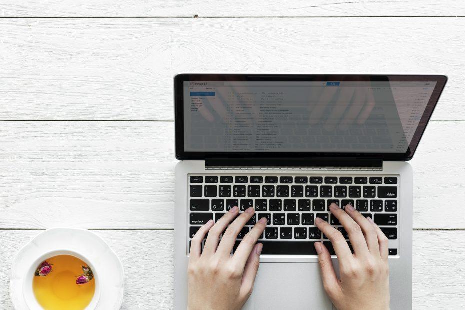 blog.airsteril.it - Tempo di scrivere!