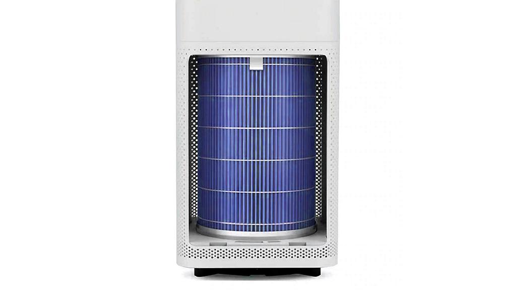 purificatore aria con filtro hepa