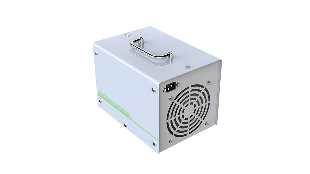 purificatore aria all'ozono e ozonozizzatore per ambienti
