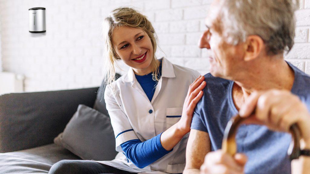 Sanificazione Permanente Case di Riposo, RSA e Residenze per Anziani